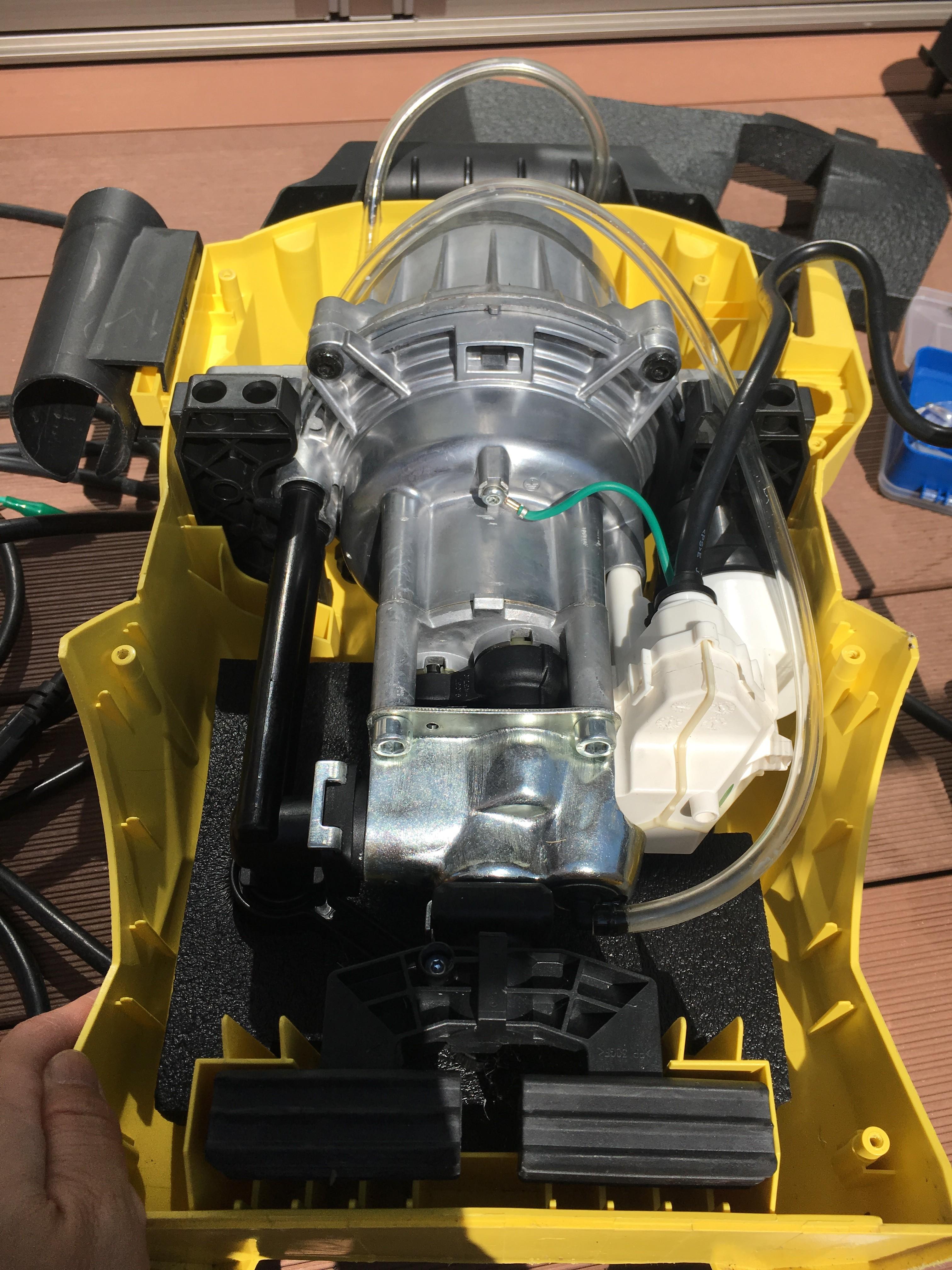 K3 ケルヒャー 【DIY】ケルヒャーK3サイレントベランダを実際に使用してみると・・・