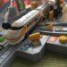 プラレール修理ついでに改造、早いぞ登るぞ TORQUE-TUNED2MOTOR